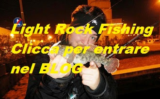 Light Rock Fishing BLOG