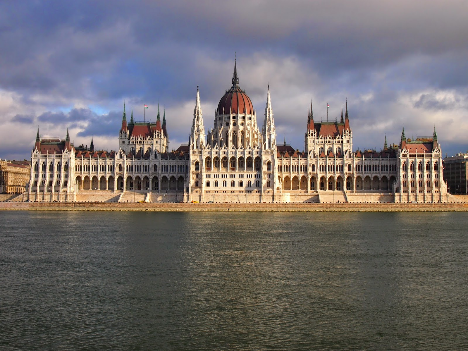 The Budapest Parlament