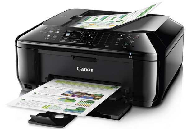 Download Canon PIXMA MX522 Driver