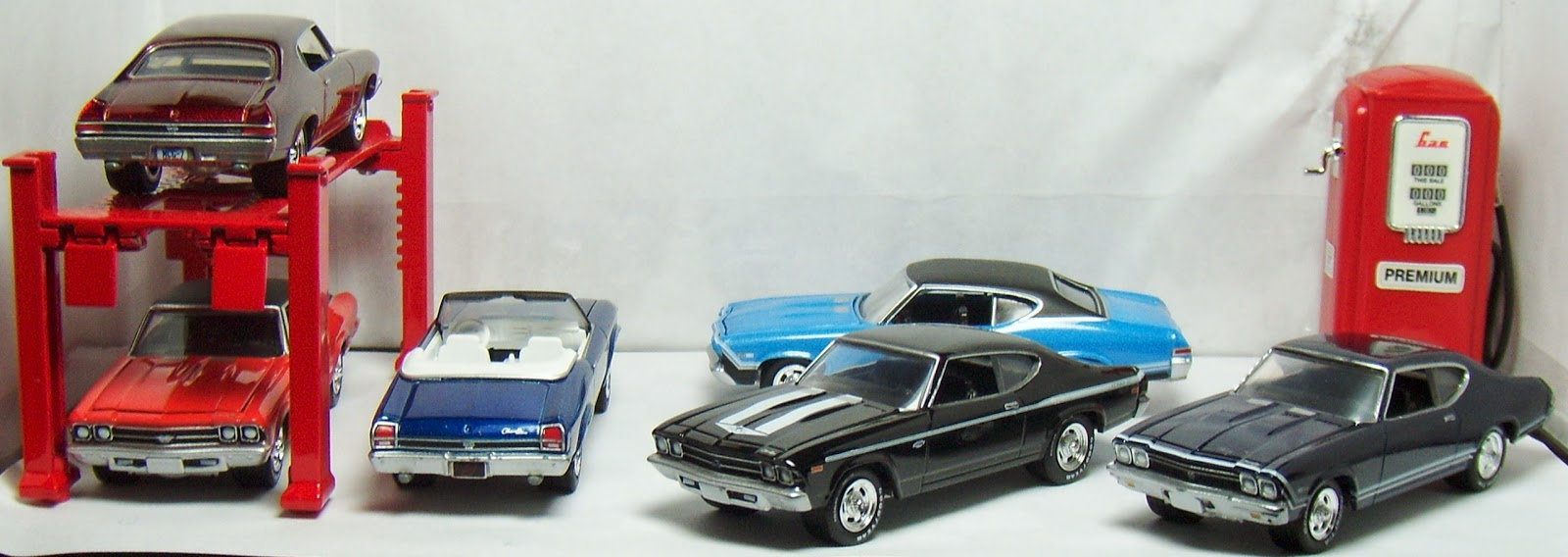Greenlight 1968 And 1969 Chevrolet Chevelle Ss Two Lane Desktop Chevy Hello I Have A 64 That Ive