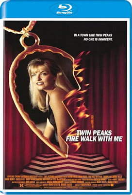 Twin Peaks Fire Walk With Me 1992 BD25 Latino