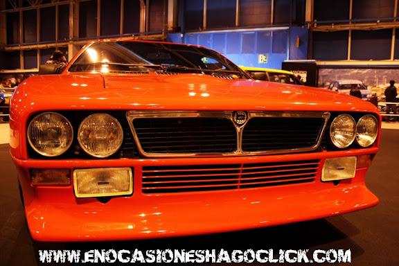 Lancia 037 Madrid Motor Days