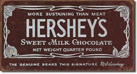 Dying for Chocolate: Hershey Bar Chocolate Cake