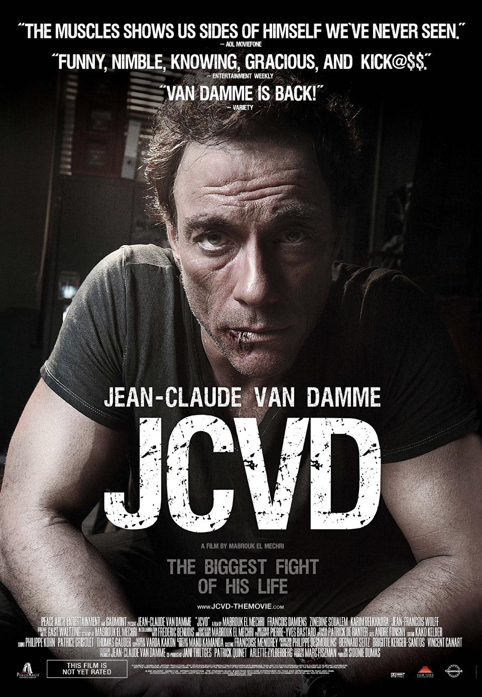 JCVD Dublado