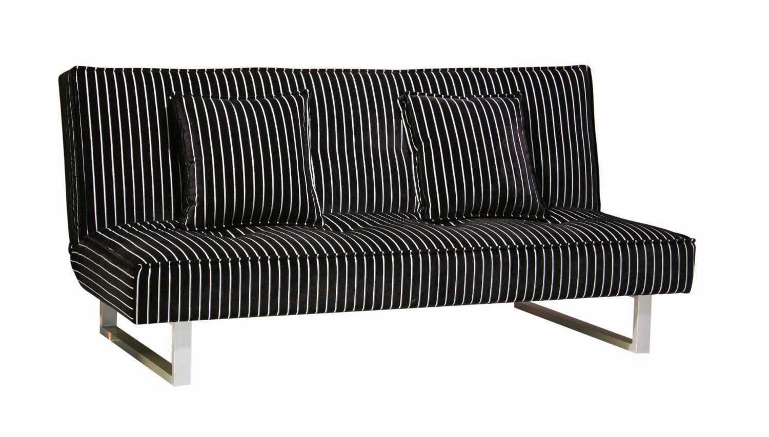 black and white striped couch black and white striped furniture