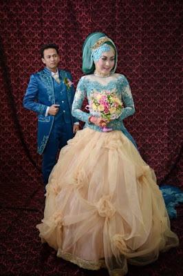 foto pengantin muslimmodifikasi