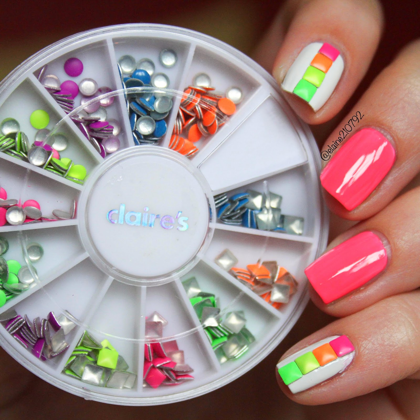 Elaine Nails: Claire\'s Nail Polish Haul