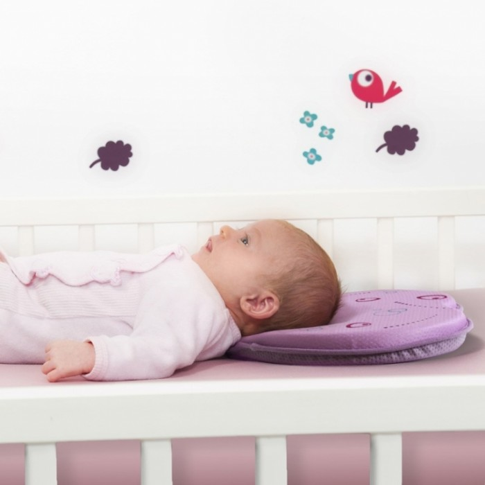 Lotusblomsterne: Den ergonomiske babypude