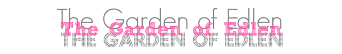 The Garden of Edlen