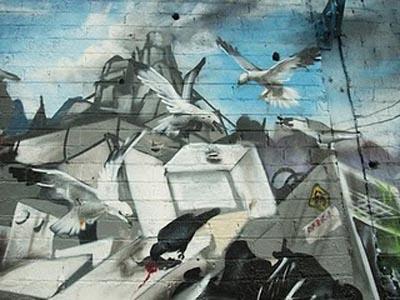 Free Graffiti Design London