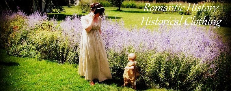 Romantic History Historical Clothing
