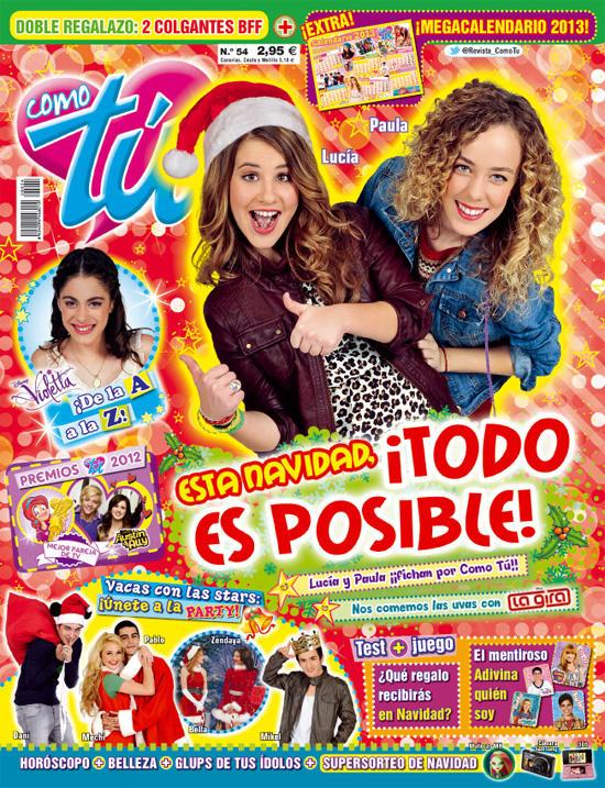 The lugilator site luc a ser colaboradora en la como t for Revista primicias ya hoy