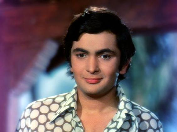Rishi kapoor bollywood actor with family pictures photos for Chintu khan