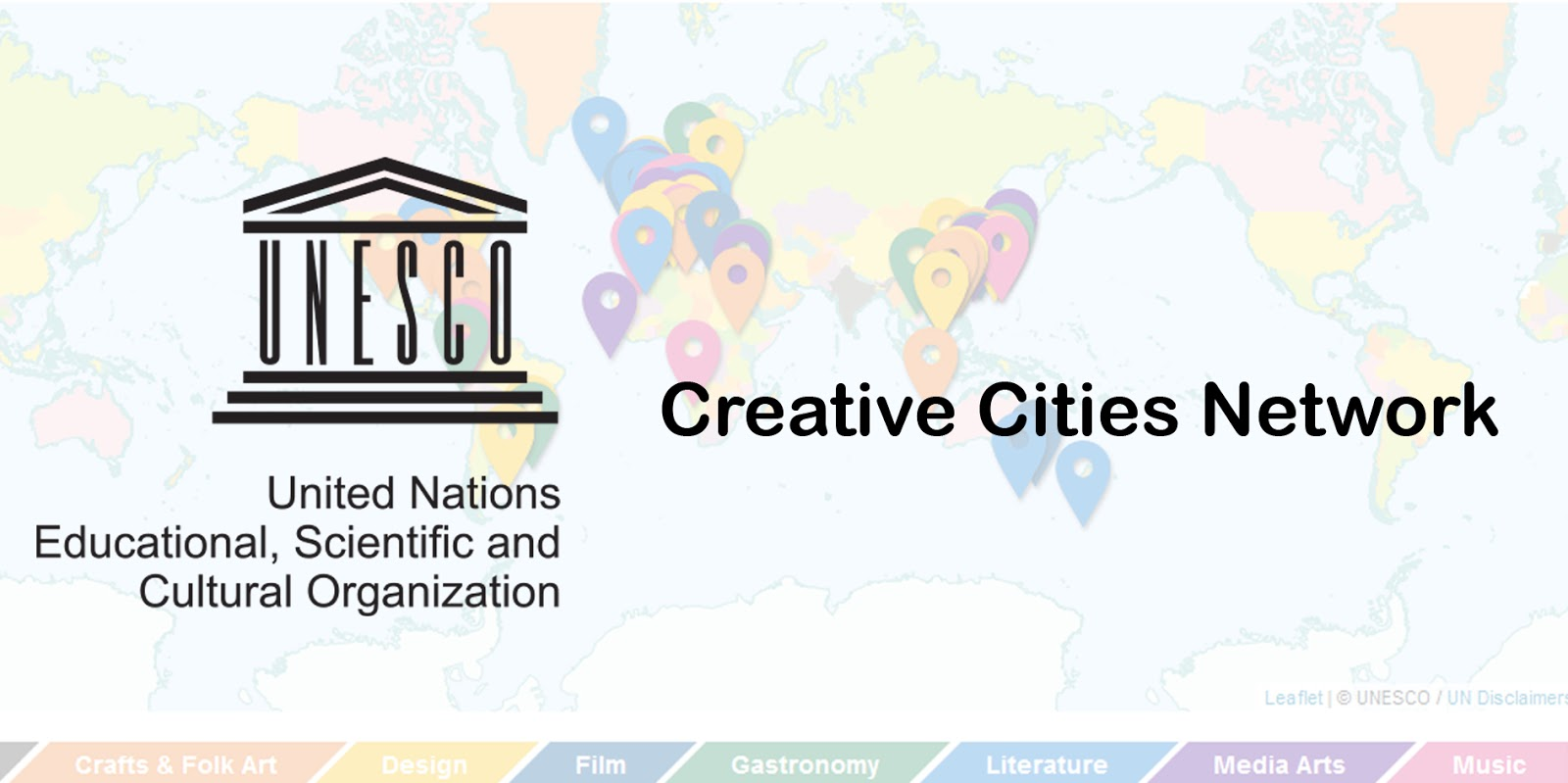 Bandung Terpilih Menjadi Jaringan Kota Kreatif Bidang Desain oleh UNESCO