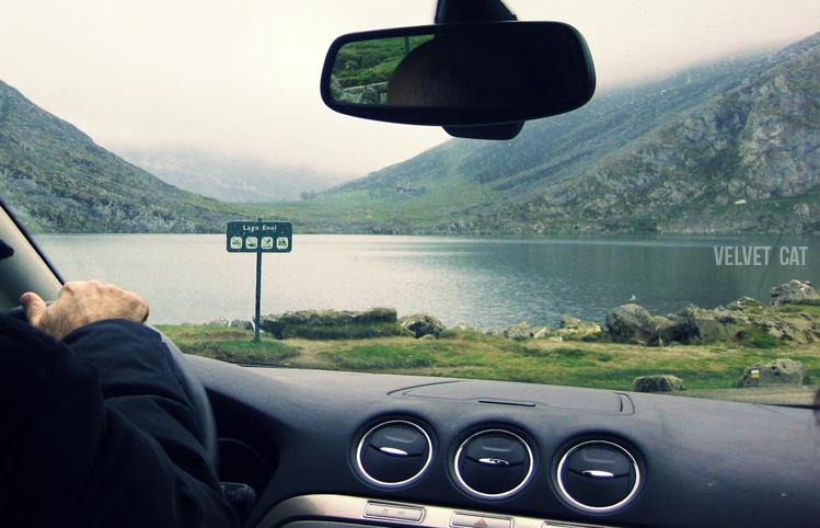 Asturias kilómetros a a la z