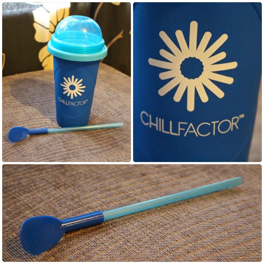 ChillFactor Squeeze Cup Slushy Maker Review*