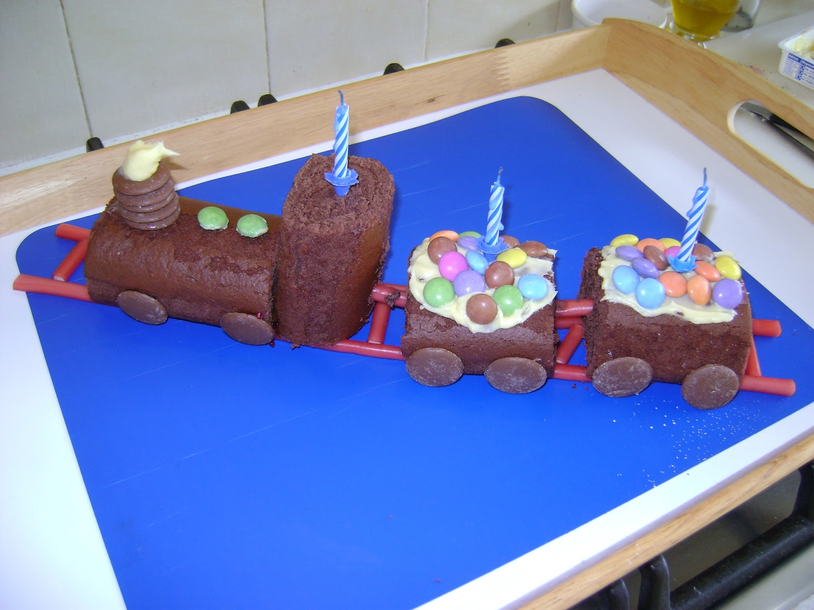 life of a mother no bake chocolate train carriages cake on chocolate train birthday cake recipe
