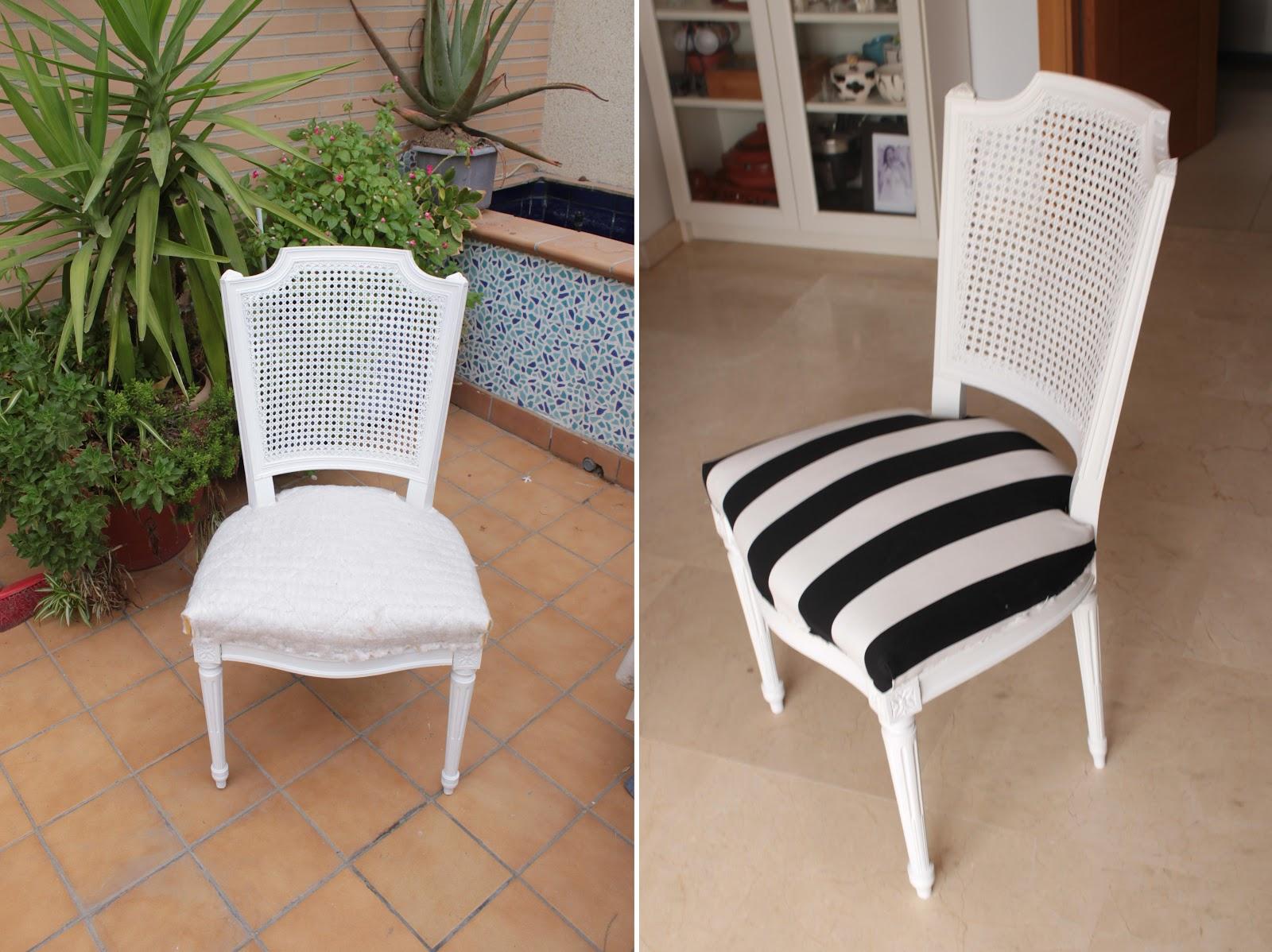 Tu mejor sonrisa en cualquier ocasi n nueva vida para for Telas tapizar sillas comedor