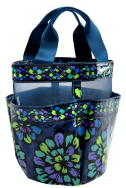 now vera bradley has a shower caddy update no longer available with several large outside pockets their caddies come in three fun