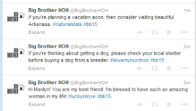 Big Brother USA Live Feed Updates: Spencer Tweets, and Tries to Do