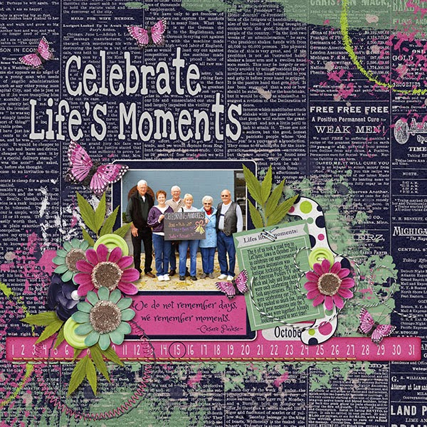 Celebrate Life's Moments