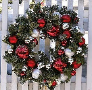 Liberty Hotels Oludeniz Holidays Decoration Ideas #2: Wreath with Colored Balls 11