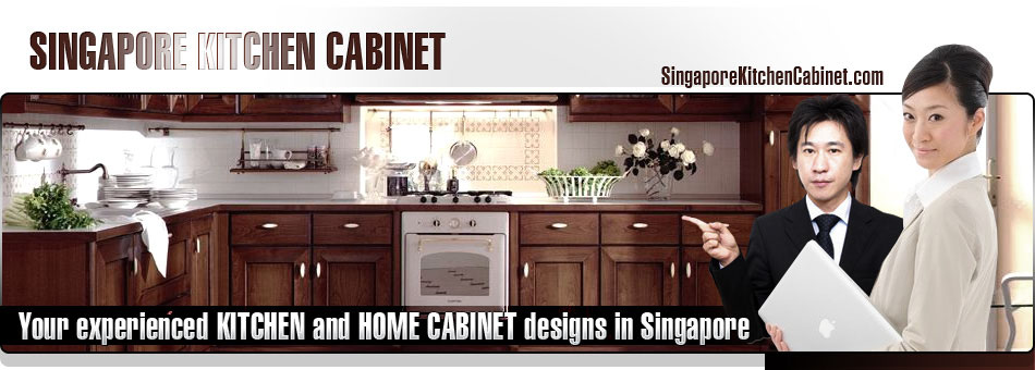Singapore Kitchen Cabinet