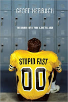 stupid fast by geoff herbach book cover