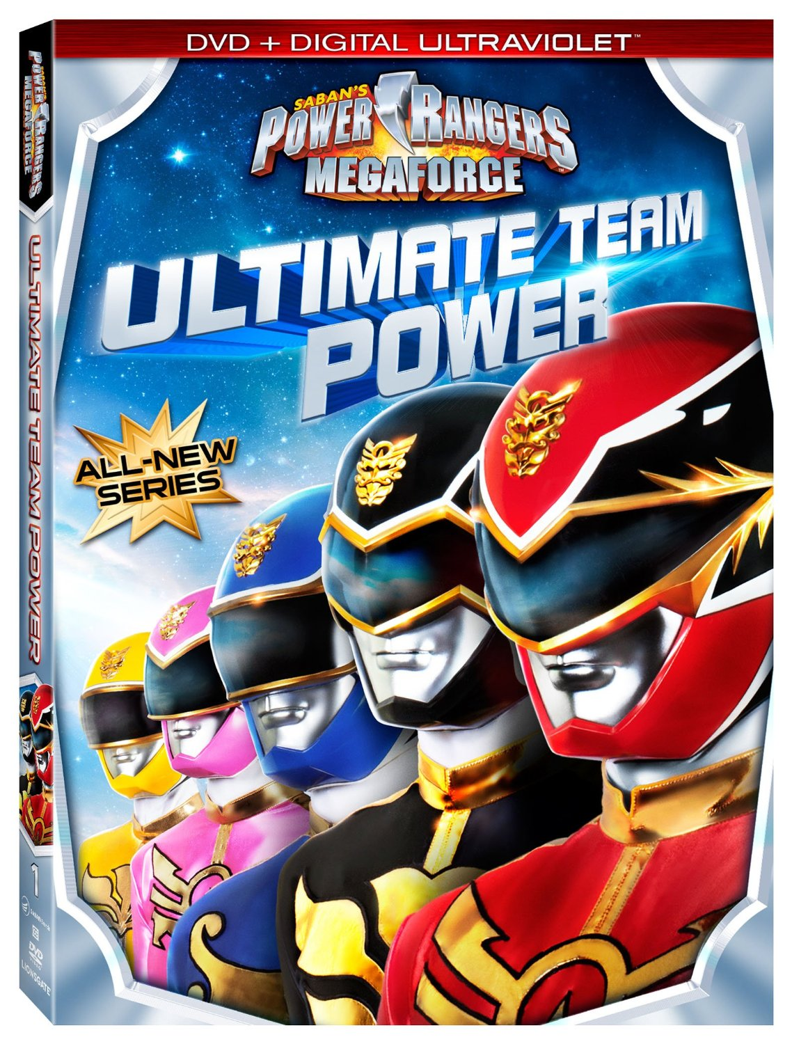 maria 39 s space power rangers megaforce ultimate team power. Black Bedroom Furniture Sets. Home Design Ideas