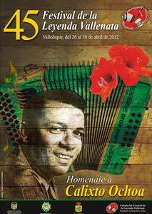 45° Festival le la Leyenda Vallenata