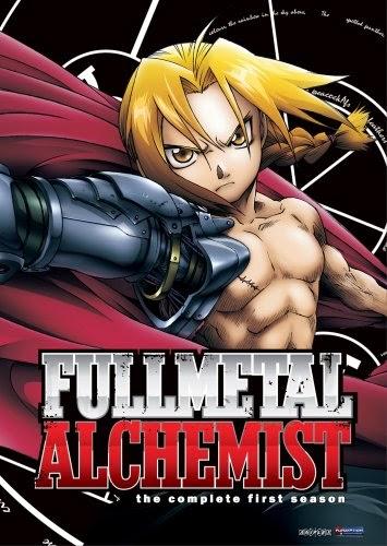Fullmetal Alchemist (+The Movie) ταινιες online seires xrysoi greek subs