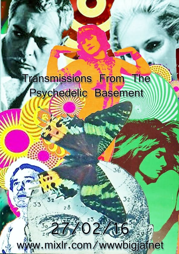 Transmissions From The Psychedelic Basement