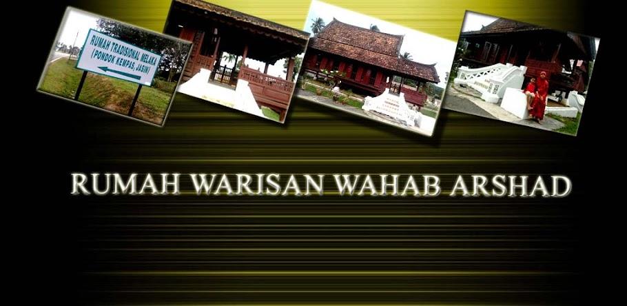 Rumah warisan wahab arshad