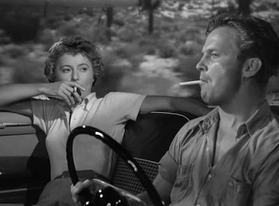 La Plage déserte - Jeopardy, John Sturges (1953)