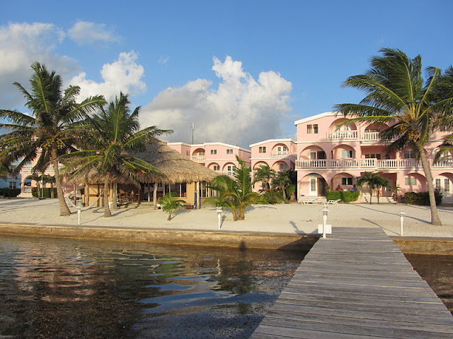 Buying costs are moderate in Belize