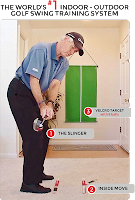 Slinger Golf Swing Training Aids
