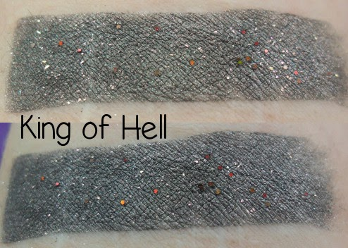 Geek Chic King of Hell Swatch