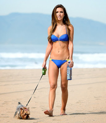 Audrina Patridge in bikini Photos 2014