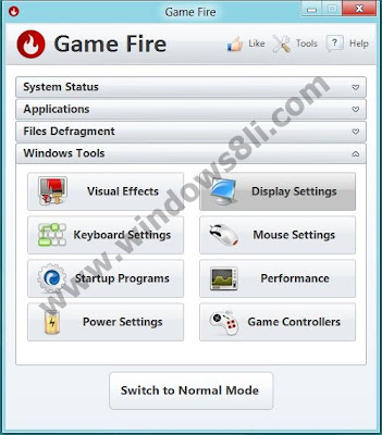 gamefire oyun optimizasyon