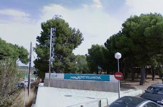 Zaragoza.- Sucesos.- Una nube de cloro produce intoxicaciones en 15 trabajadores del Hospital Royo Villanova