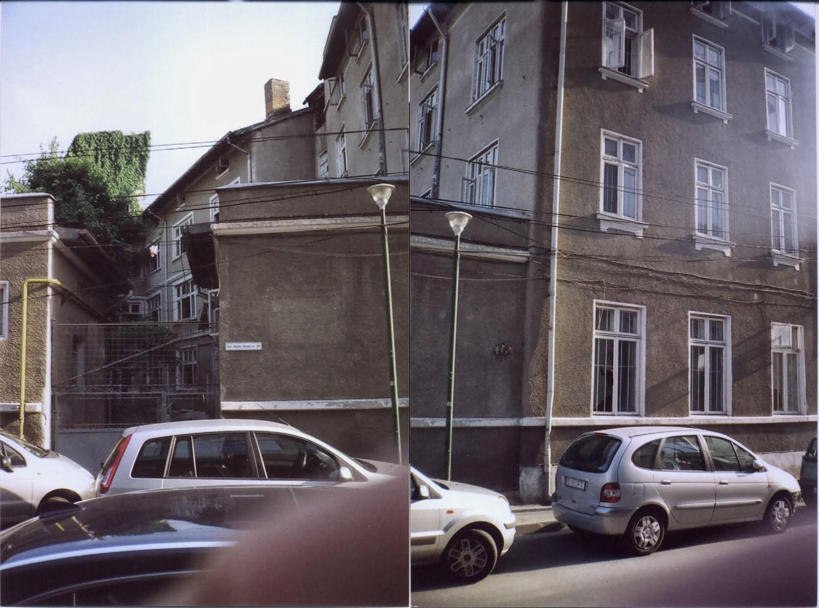Str.Radu-Vodã 20, langa Calea Serban-Vodã, zona liceului Sincai, Bucuresti