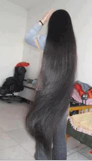 बालों की सुन्दरता