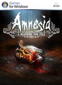 Amnesia A Machine for pigs-SKIDROW Terbaru 2015 cover