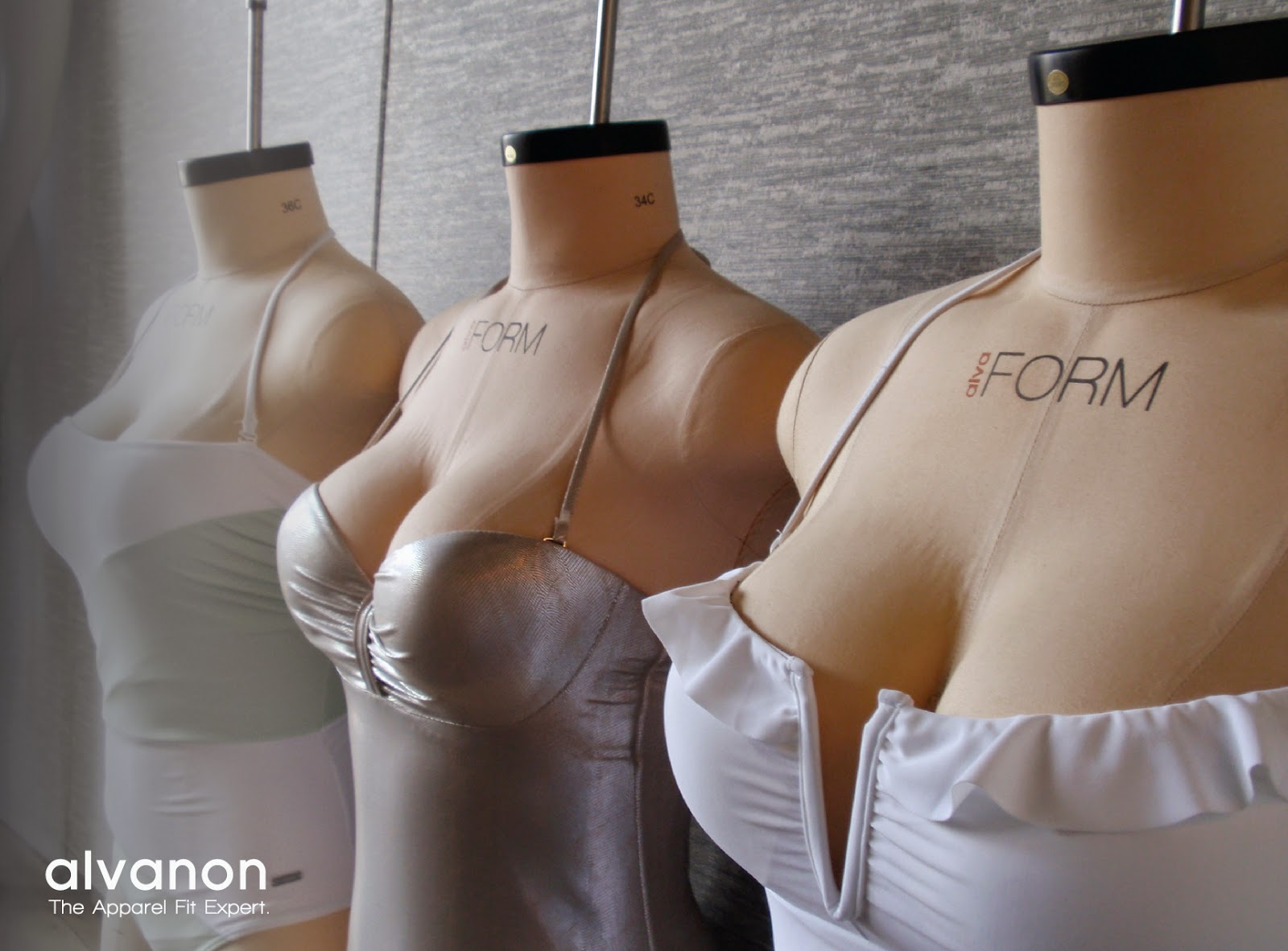 Intimate Apparel & Swim Fit Mannequins