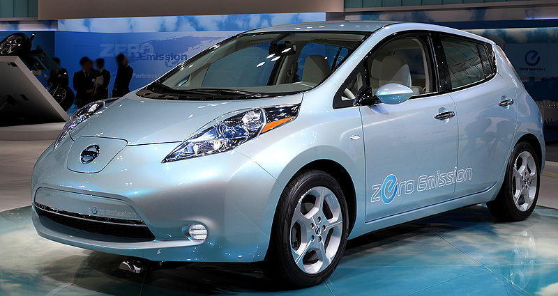 Nissan Leaf electric car   Auto Car   Best Car News and Reviews