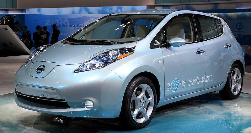 Nissan Leaf electric car   Auto Car   Best Car News and Reviews