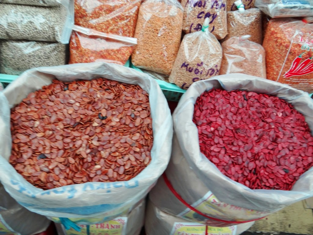 Wietnamski targ