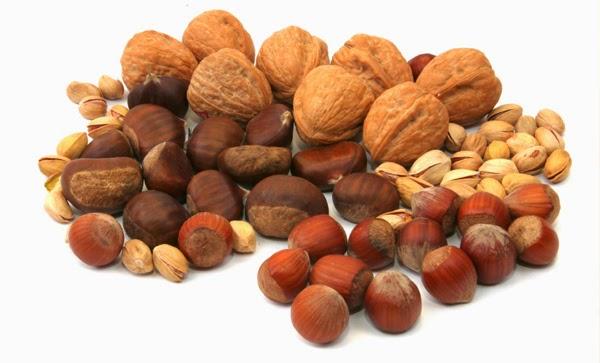 vilka nötter är luftburna