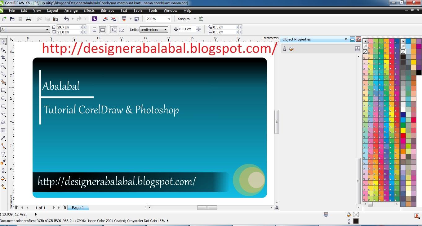 Cara Buat Desain Undangan Tasmiyah Dengan Photoshop