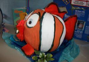 Nemo Pumpkin Decorating Ideas